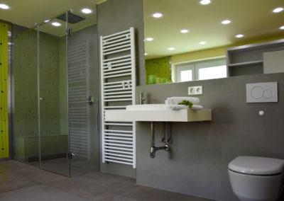 Modersnhof Badezimmer